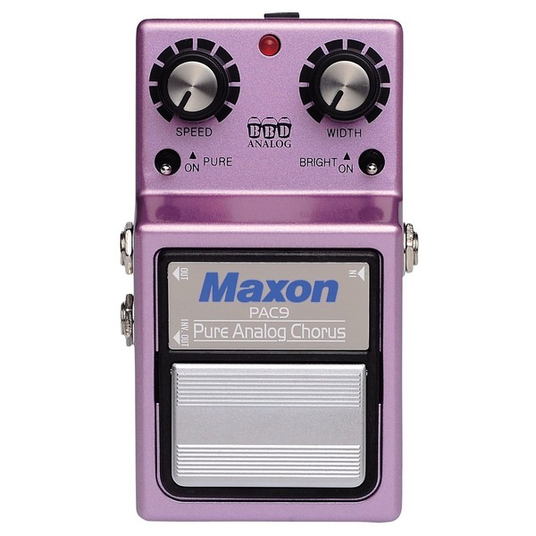 Maxon PAC-9 Pure Analogue Chorus Pedal