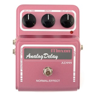 Maxon AD-999 Analogue Delay Pedal