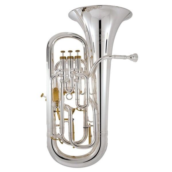 Besson Prestige BE2051 Euphonium, Silver Plated