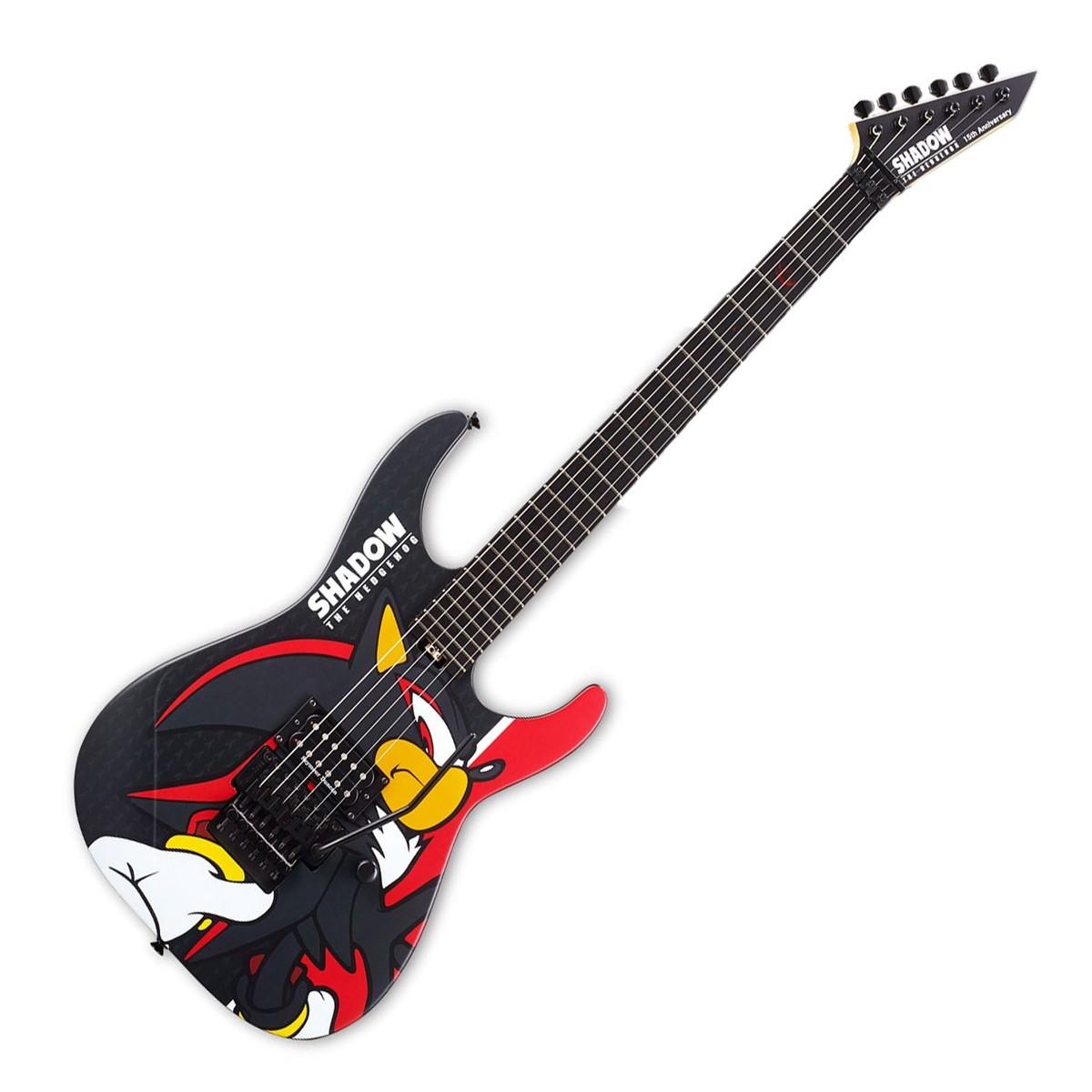 disc esp sd 15th shadow the hedgehog guitar ii at gear4music. Black Bedroom Furniture Sets. Home Design Ideas
