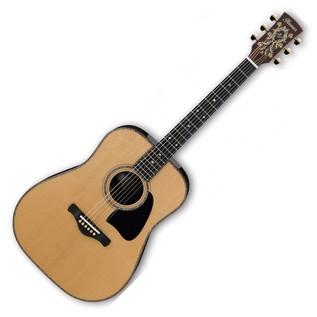 Ibanez AVD16LTD-NT Artwood Dreadnought Acoustic Guitar, Natural Gloss
