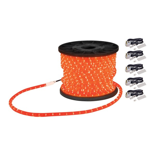 Eagle Static Duralight Rope Light, 45m, Red