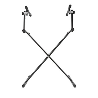 X-Frame Keyboard Stand by Gear4music, 2 Tier