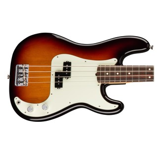 Fender American Pro Precision Bass Guitar, Sunburst
