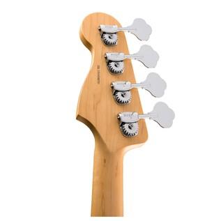 American Pro Precision Bass, White