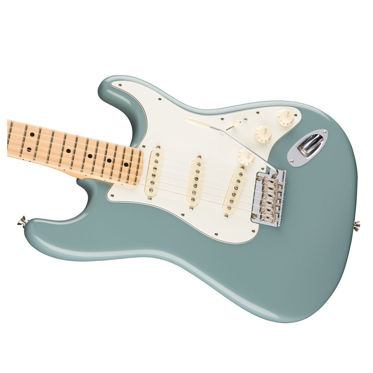 Fender American Professional Stratocaster MN, Sonic Grey at ...