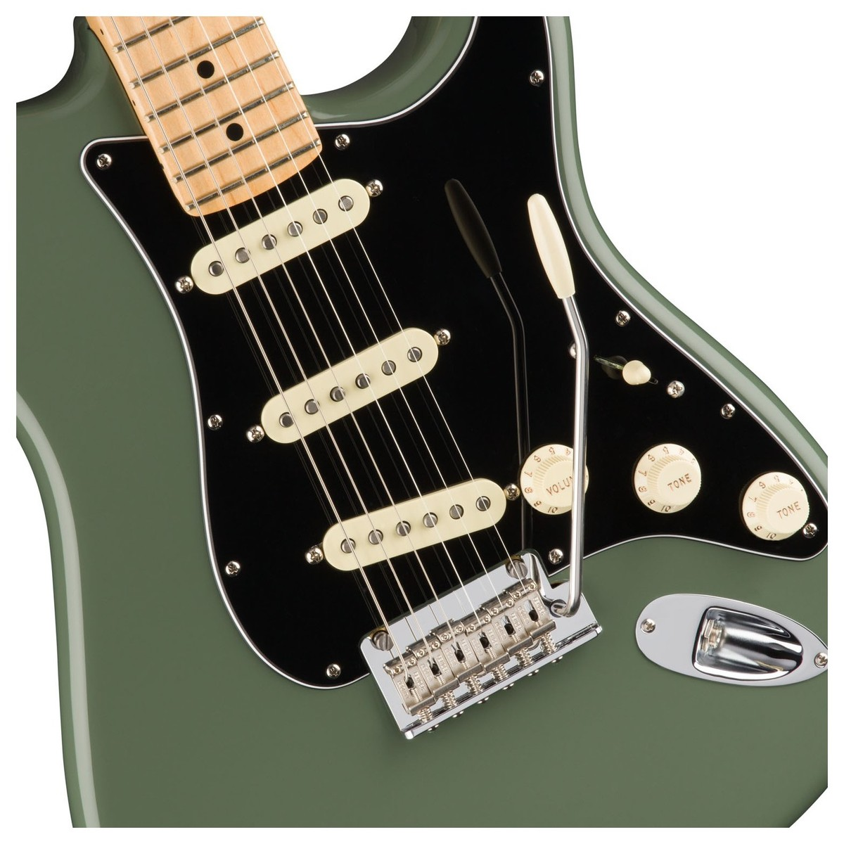 Fender American Professional Stratocaster Mn Antique Olive At Blend Control Options And Help Guitar Forum Loading Zoom
