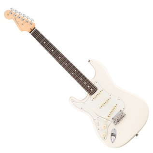 Fender American Pro Stratocaster Left Handed RW, Olympic White