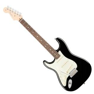 Fender American Pro Stratocaster Left Handed RW, Black
