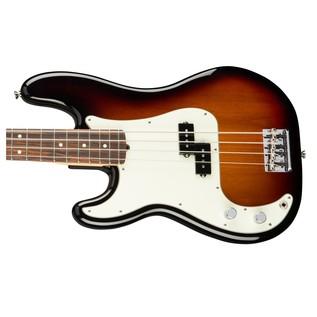 Fender American Pro Precision Left Handed Bass RW
