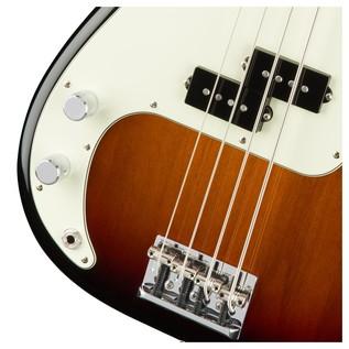Fender American Pro Precision Left Handed Bass