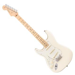 Fender American Pro Stratocaster Left Handed MN, Olympic White