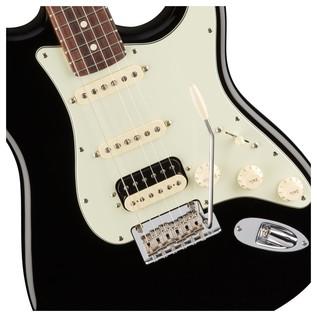 Fender American Pro Stratocaster HSS RW, Black