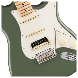 Fender American Pro Stratocaster HSS RW, Antique Olive