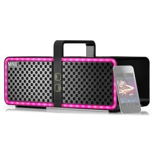 Hercules WAE NEO Bluetooth Speaker - Angled 2