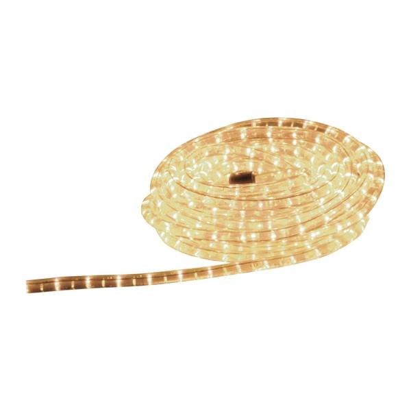 Eagle Static Plug and Play LED Rope Light 9m, Warm White