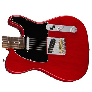 Fender American Pro Telecaster RW, Crimson Red Transparent