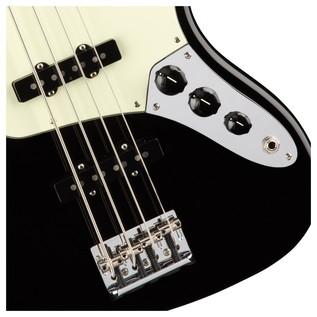 Fender American Pro Jazz Bass Guitar Maple, Black