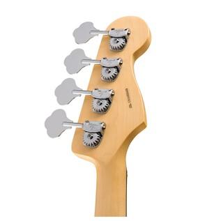 American Pro Jazz Left Handed Bass Guitar RW, 3-Tone Sunburst