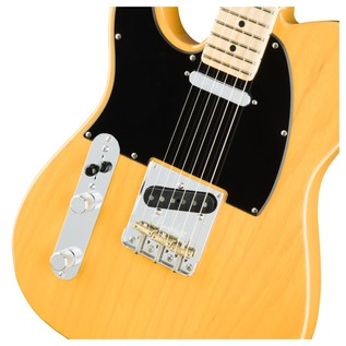 Fender American Pro Telecaster Left Handed MN, Butterscotch Blonde