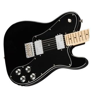 Fender American Pro Telecaster Deluxe MN, Black