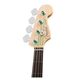 Fender American Pro Jazz Fretless Bass, Black