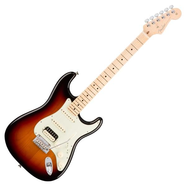Fender American Pro Stratocaster HSS MN, 3-Colour Sunburst