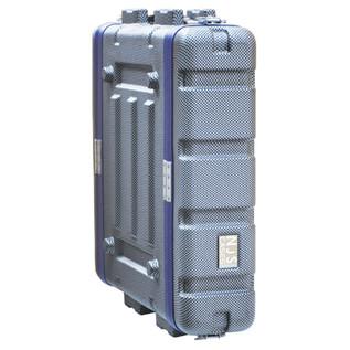 NJS Heavy Duty ABS Rack Case, 2U