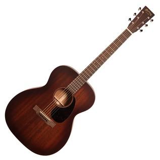 Martin 000-15M Burst Solid Mahogany Acoustic Guitar With HardCase