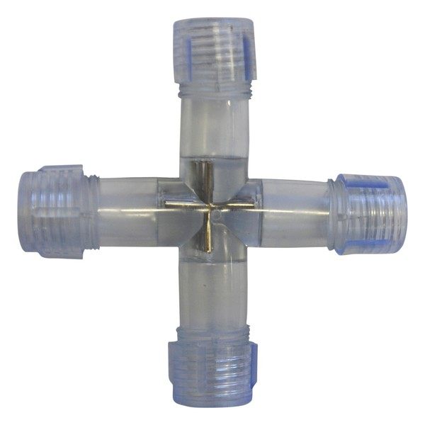 Eagle Cross Coupler for LED Rope Lights