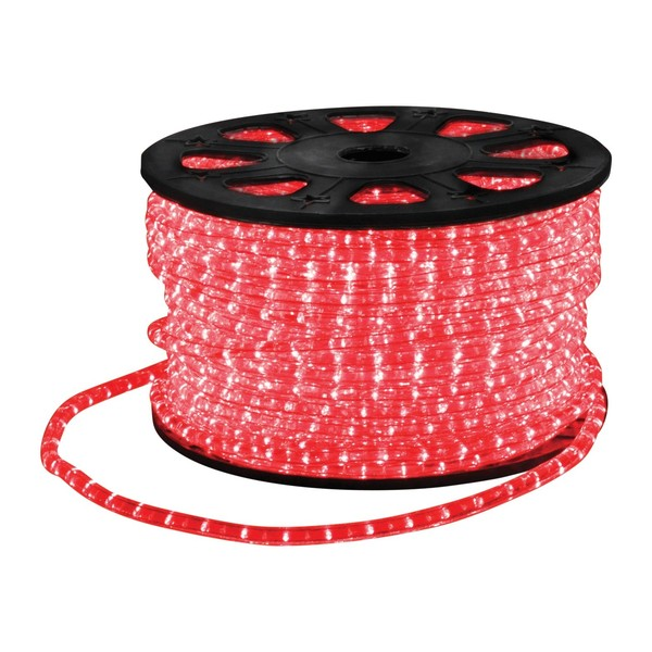 Eagle Static LED Rope Light, 45m Red