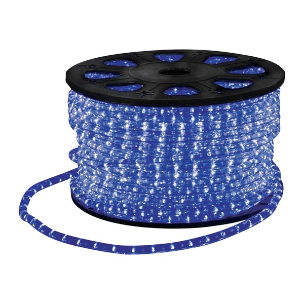 Eagle Static LED Rope Light, 45m Blue