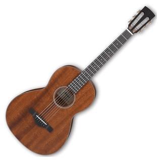 Ibanez AVN9-OPN Artwood Parlour Acoustic Guitar, Natural Open Pore