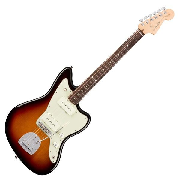 Fender American Pro Jazzmaster RW, 3-Colour Sunburst