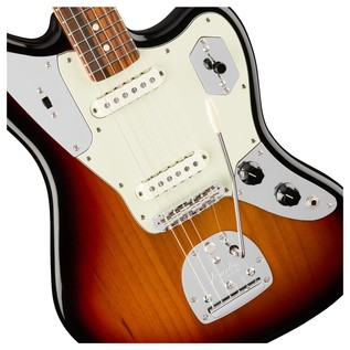Fender American Pro Jaguar RW, 3-Colour Sunburst