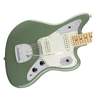 Fender American Pro Jaguar MN, Antique Olive