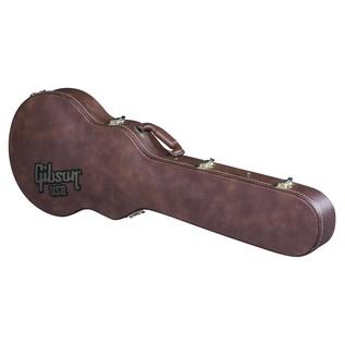 Gibson Les Paul Thin Line Hardshell Case, Historic Brown