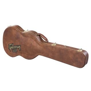 Gibson SG Hardshell Case, Historic Brown