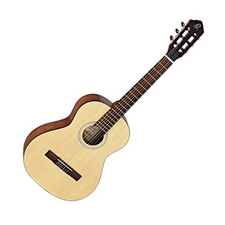 Ortega RST5-3/4 Student Series Classical Guitar, Natural Gloss