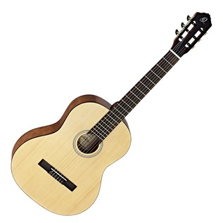 Ortega RST5 Student Series Full Size Classical Guitar, Natural Gloss
