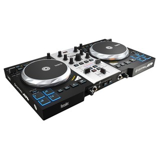 Hercules DJ Control Air+ S DJ Controller - Angled
