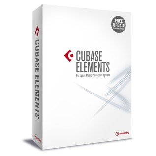 Steinberg Cubase Elements 9, Education - Boxed