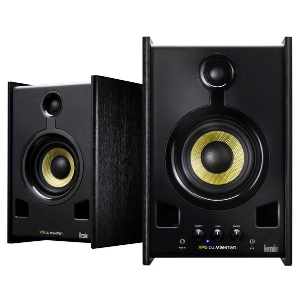 Hercules XPS 2.0 80 DJ Monitor Speakers - Pair
