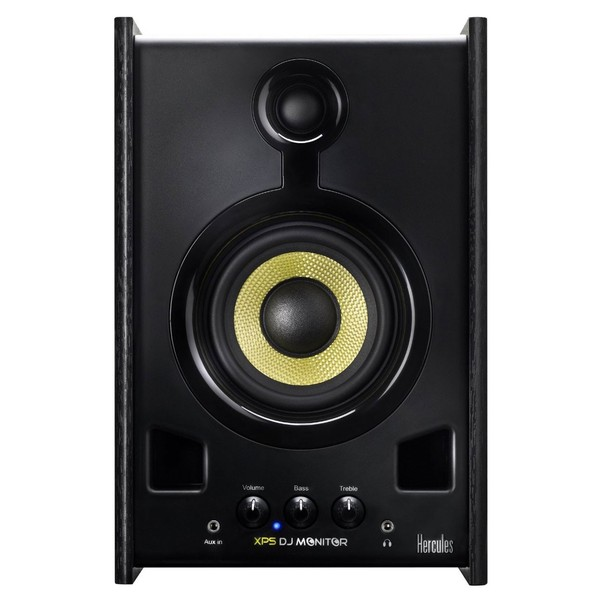 Hercules XPS 2.0 80 DJ Monitor Speakers - Front