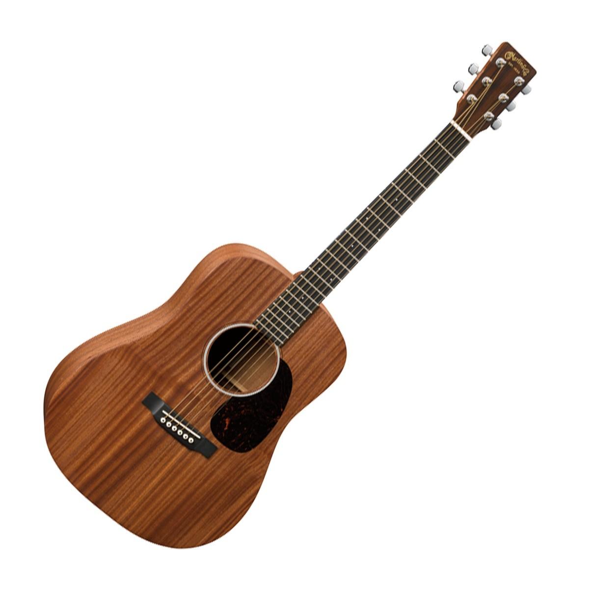 martin dreadnought jr 2e acoustic guitar sapele box opened at gear4music. Black Bedroom Furniture Sets. Home Design Ideas