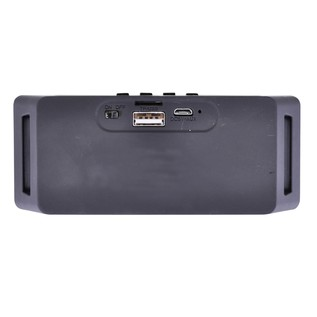 Soundlab 2.0 Portable Bluetooth Disco Party Speaker, LED Lights