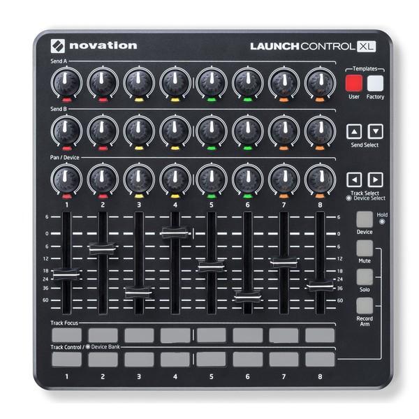 Novation Launch Control XL, Black