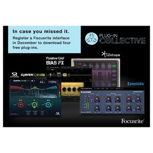 Focusrite Plugin Collective