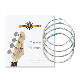 Gear4music bass strings