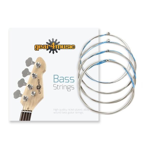 Gear4music bass strings